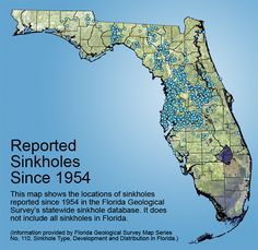Florida man vanishes, after being sucked into sinkhole under his bedroom  Posted on March 1, 2013