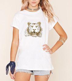 harajuku short sleeve t-shirts animal tops street hipster street high quality t shirt women funny kawaii shirt accept custom  #Affiliate