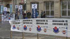 ErNE ratifica su mayoría sindical en la Ertzaintza con casi el 39% de los votos