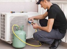 A Better Refrigerant For Air Conditioners And The Environment:A lot of AC