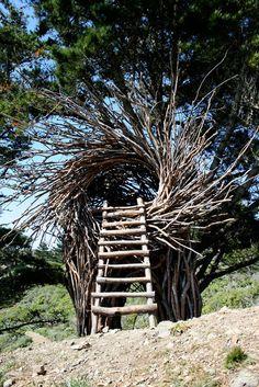 twig spiral