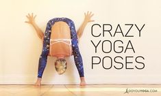 Some yoga poses look attainable, and some just look like they can only be done by a contortionist. Here are 7 crazy yoga poses that look humanly impossible. Crazy Yoga Poses, Yoga Poses For Men, Yoga For Men, Bikram Yoga, Ashtanga Yoga, Hata Yoga Asanas, Yoga Positions, Yoga For Weight Loss, Yoga Tips