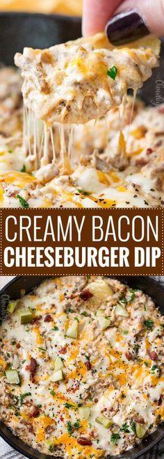 Creamy Skillet Bacon