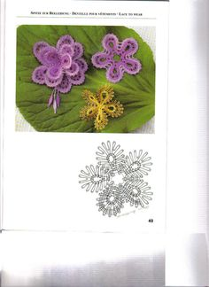 renda de bilros / bobbin lace flores / flowers Crochet Mittens Free Pattern, Crochet Stitches For Blankets, Crochet Lace Collar, Bobbin Lacemaking, Lace Art, Bobbin Lace Patterns, Victorian Lace, Lace Jewelry, Lace Making