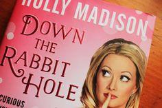 Holly Madison Biography Book Review - Deebeefairy | www.deebeefairy.com