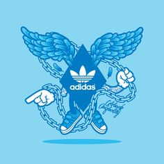 Adidas Originals: Celebrate Originality by Jared Nickerson, via Behance