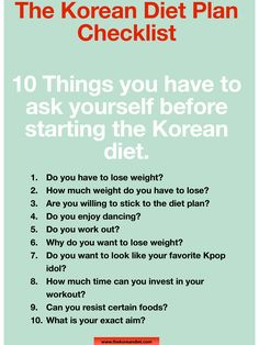 The 15 best Kpop diets images on Pinterest | Fitness diet ...