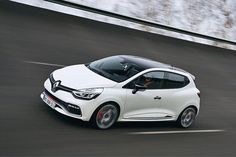 Renault Clio RS Trophy 2016