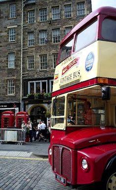 Edinburgh, Scotland | Flickr - Photo by photochoi
