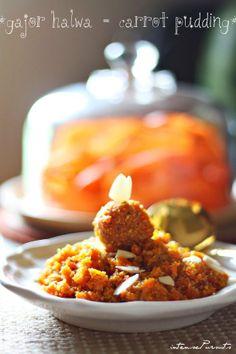 "* Gajor Carrot halwa:  8 large carrots; 1/2 cup butter; 3 cardamom pods; 1"" bark of cinnamon, 1 bay leaf; 1/2 tsp cardamom powder; 2 cups whole milk; 1/3 cup half n half,  1 egg; 1 cup sugar; pinch of salt; 1 tsp ghee; nuts and raisins for sprinkle"