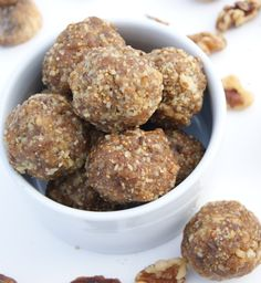 2-ingredient no-bake fig & walnut energy bites recipe