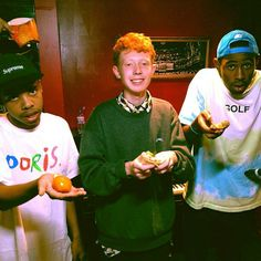 Earl Sweatshirt| King Krule | Tyler, The Creator ♡