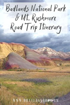 7 Day South Dakota Road Trip Itinerary 7 Day South Dakota Road Trip Itinerary Explore must-see tourist attractions & plan the ultimate through Badlands, Mt. Rushmore, & the Black Hills using our 7 Day South Dakota Road Trip itinerary Route 66 Road Trip, East Coast Road Trip, Us Road Trip, Family Road Trips, Family Vacations, Family Travel, South Dakota Vacation, South Dakota Travel, North Dakota