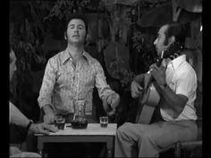 El cantaor cordobés Fosforito, acompañado a la guitarra por Juan Habichuela nos presenta unas Rondeñas.