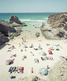 miss my days at the beach in portugal