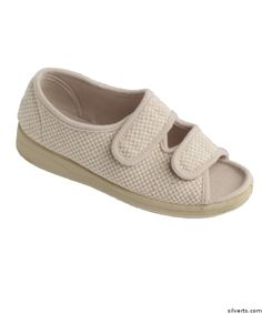 Womens Foamtreads Indoor/ Outdoor Sandals VELCRO® Brand - bought these for my mom who suffers from edema and we couldn't find shoes to fit around her feet. They are wonderful and she is finally comfortable.