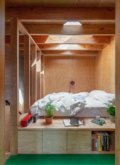 High Street House   TEATUM+TEATUM Architects London, Hidden House, Studio Layout, Mobile Storage, Geometric Tiles, Street House, Studio City, West London, City Living