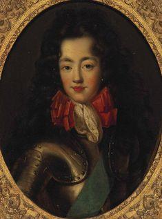 Le Chevalier de Lorraine, Louis-Philippe de Lorraine-Armagnac