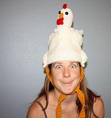 19 Best Chicken Hats Images Chicken Hats Birds Fascinators