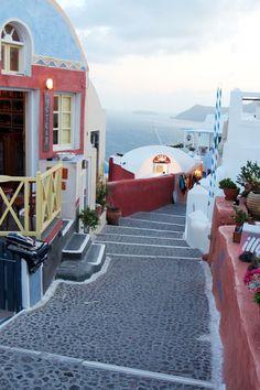 Meteora Cafe, Oia, Santorini