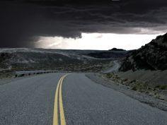 Ruta 14 Neuquen, Argentina