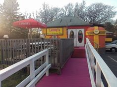 2. Bridgeview/Lenny's Diner (110 W Central Ave, Mackinaw City)