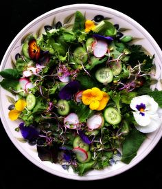 ©Spring Salad by Dena T Bray