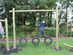 Image result for tyres for playgrounds