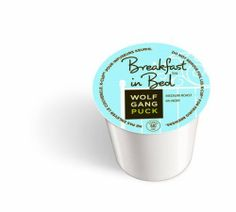 Wolfgang Puck Coffee, Breakfast in Bed (Medium Roast),  24-Count K-Cups for Keurig Brewers by Wolfgang Puck, http://www.amazon.com/dp/B003TC7WN4/ref=cm_sw_r_pi_dp_iQMarb1F0XRE0
