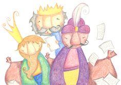 Cuento a la vista - El blog de los cuentos infantiles: Intercambio de regalos