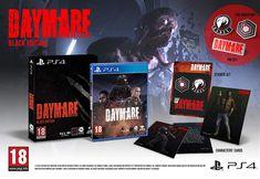 Commandez Daymare Black Edition sur PS4 en édition black GO sur ==> Jeux-Precommande.com <== Jeu au meilleur prix Edition Collector, The Collector, I Have A Dream, Black Edition, Resident Evil, Budget