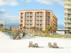 Orange Beach (AL) Holiday Inn Express Orange Beach - On The Beach United States, North America Holiday Inn Express Orange Beach - On The Beach is conveniently located in the popular Orange Beach area. Both business travelers and tourists can enjoy the hotel's facilities and services. Facilities like free Wi-Fi in all rooms, 24-hour front desk, facilities for disabled guests, express check-in/check-out, newspapers are readily available for you to enjoy. Guestrooms are fitted wi...