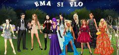 Logodna EMA SI FLO ♥ Tinute elegante ♥