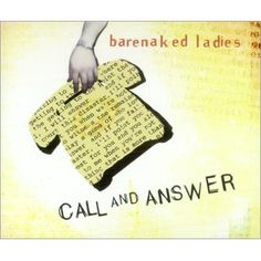 "For Sale - Barenaked Ladies Call And Answer UK Promo  CD single (CD5 / 5"") - See this and 250,000 other rare & vintage vinyl records, singles, LPs & CDs at http://991.com"