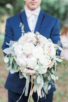 pastel bouquet #weddingbouquet
