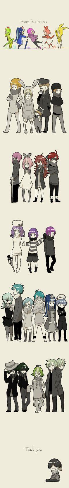 Happy Tree Friends/#1167450 - Zerochan