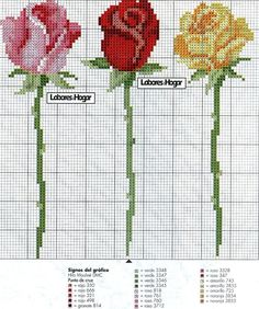 .rose...inspiration for mosaic pattern