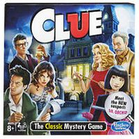 Hasbro Gaming Clue the Classic Mystery Game
