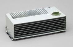 H 3 Heater-Ventilator, Designed by Dieter Rams, 1962
