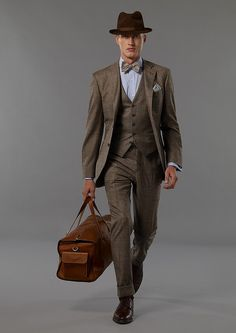 Hackett - Look 9 by Hackett London