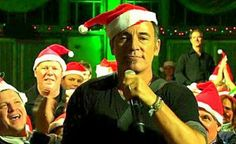"Christmas Carols: Bruce Springsteen ""Santa Claus Is Comin' To Town"""