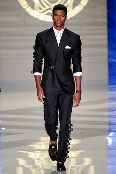 Versace Spring 2012 Menswear