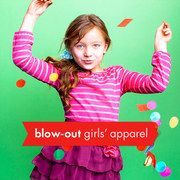 Save Now during the Blow-Out: Girls' Apparel event on #zulily today!