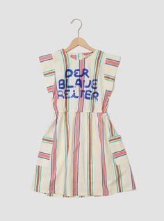 Der Blaue Reiter Pockets Dress Stripes