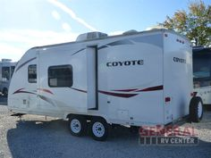 Used 2011 KZ Coyote Lite CL180 Travel Trailer at General RV | North Canton, OH | #130723
