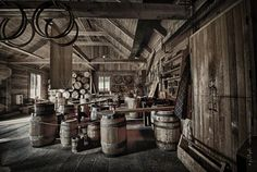 The Cooperage by Peter Michael,