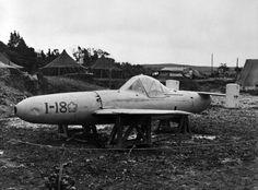 Yokosuka MXY7 Ohka – The Height of Kamikaze Madness in 1945!