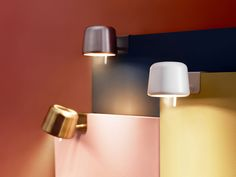 Ikea's new 2017 catalog embraces small-space design Hanging Lights, Wall Lights, Ikea New, Origami Lamp, Small Space Design, Fabric Shades, Interior Design Tips, Diy On A Budget, Cheap Home Decor