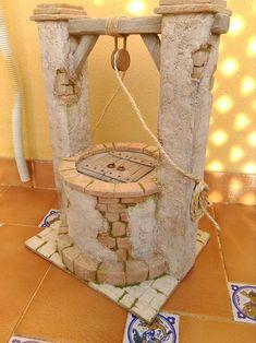 Foro de Belenismo - Anuncios comerciales - particulares -> Complementos de belén en venta Modelos 3d, Stop Motion, Inspired Homes, Motion Design, Diorama, Ladder Decor, Nativity, Decoupage, Whimsical