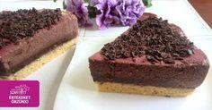 Paleo csokitorta (gluténmentes, tejmentes, cukormentes, szénhidrátszegény)